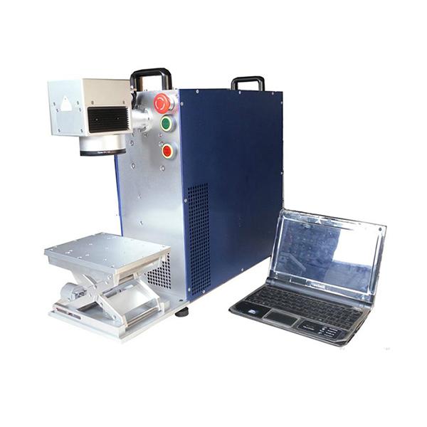 MÁY LASER FIBER MINI ( máy laser khắc kim loại )