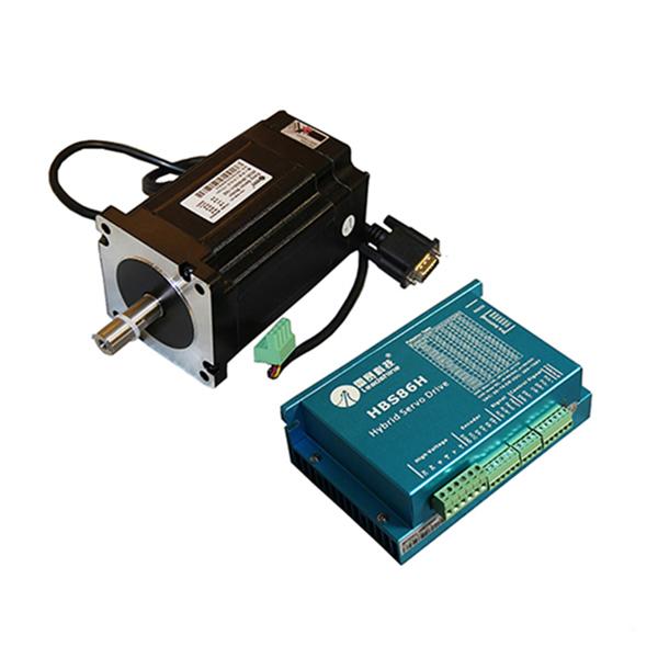 Hybrid servo 86HBM80-01-1000 + HBS86H