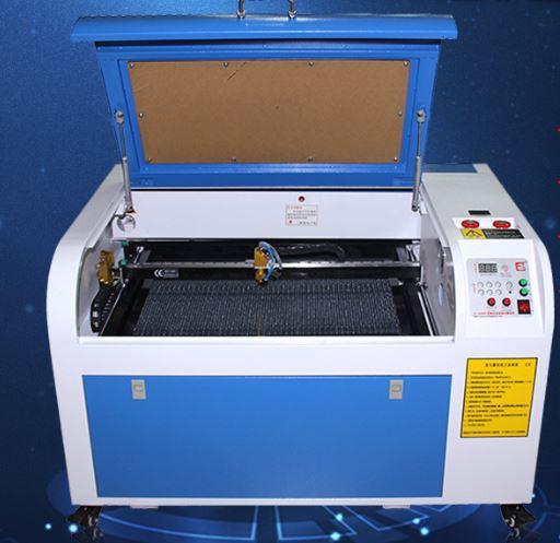 Hướng dẫn sử dụng máy cắt khắc laser 6040 an toàn